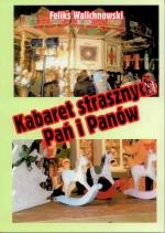 Okładka książki: Kabaret strasznych Pań i Panów