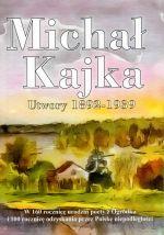 Okładka książki: Michał Kajka