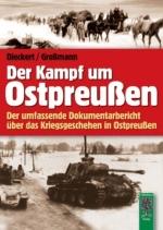 Okładka książki: Der Kampf um Ostpreussen