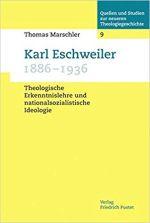 Okładka książki: Karl Eschweiler (1886-1936)