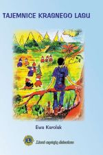 Okładka książki: Tajemnice Krasnego Lasu