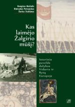 Okładka książki: Kas laimejo Žalgirio muši ?