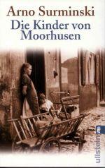 Okładka książki: Die Kinder von Moorhusen