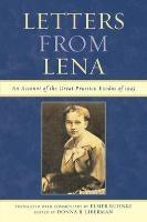 Okładka książki: Letters from Lena