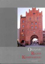 Okładka książki: Olsztyński Rocznik Konserwatorski