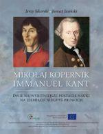 Okładka książki: Mikołaj Kopernik Immanuel Kant