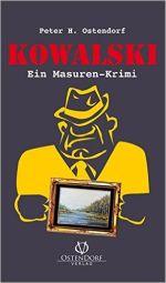 Okładka książki: Kowalski ein Masuren - Krimi