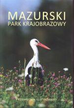Okładka książki: Mazurski Park Krajobrazowy