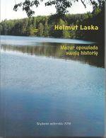 Okładka książki: Mazur opowiada swoją historię
