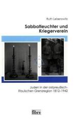Okładka książki: Sabbatleuchter und Kriegerverein