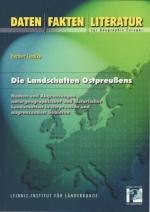 Okładka książki: Die Landschaften Ostpreussens