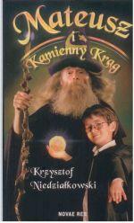 Okładka książki: Mateusz i Kamienny Krąg