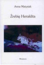 Okładka książki: Źrebię Heraklita