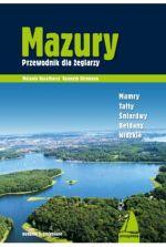 Okładka książki: Mazury - przewodnik dla żeglarzy