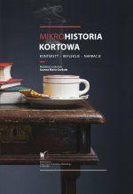 Okładka książki: Mikrohistoria Kortowa