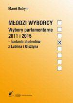 Okładka książki: Młodzi wyborcy