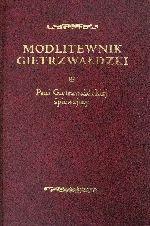 Okładka książki: Modlitewnik gietrzwałdzki