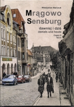 Okładka książki: Mrągowo Sensburg dawniej i dziś. Część II