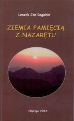 Okładka książki: Ziemia pamięcią z Nazaretu. Wiersze T. VI