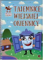 Okładka książki: Tajemnice wiejskiej okiennicy