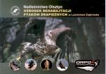 Okładka książki: Ośrodek Rehabilitacji Ptaków Drapieżnych w Leśnictwie Dąbrówka