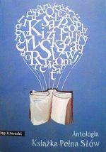 Okładka książki: Książka pełna słów