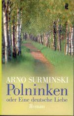 Okładka książki: Polninken oder Eine deutsche Liebe