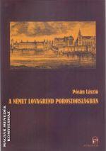 Okładka książki: A Német Lovagrend Poroszországban