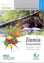 Okładka książki: Ziemia Szczycieńska