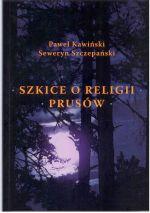 Okładka książki: Szkice o religii Prusów