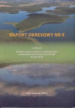 Okładka książki: Raport okresowy Nr X