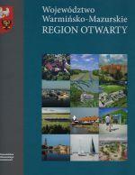 Okładka książki: Województwo warmińsko-mazurskie