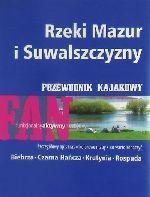 Okładka książki: Rzeki Mazur i Suwalszczyzny