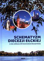 Okładka książki: Schematyzm Diecezji Ełckiej 2017