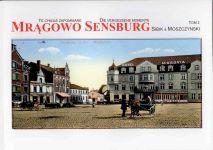 Okładka książki: Mrągowo - Sensubrg