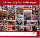 Okładka książki: Szlakami zabytków Polska - Węgry