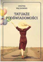 Okładka książki: Tatuaże podświadomości