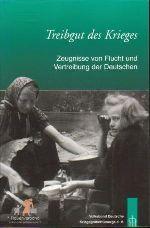 Okładka książki: Treibgut des Krieges