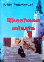 Okładka książki: Ukochane miasto
