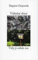 Okładka książki: Viditelný obzor