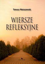 Okładka książki: Wiersze refleksyjne