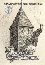 Okładka książki: Historia wieży kleszej
