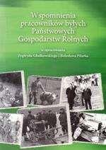 Okładka książki: Wspomnienia pracowników byłych państwowych gospodarstw rolnych