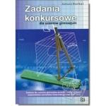 Okładka książki: Zadania konkursowe dla uczniów gimnazjum