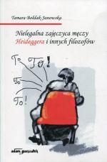 Okładka książki: Nielegalna zajęczyca męczy Heideggera i innych filozofów